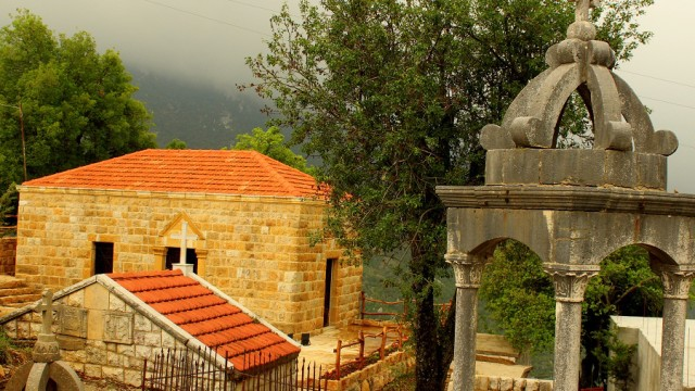 Saint Saba church