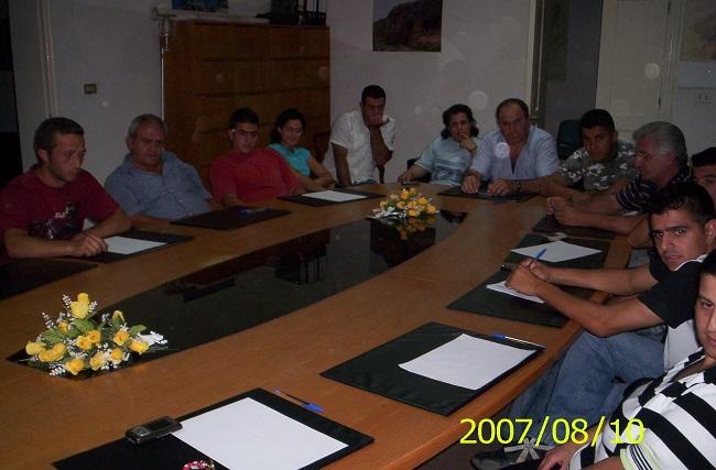 اجتماع الجنة الصحية (3)
